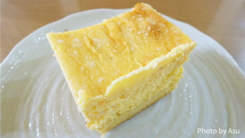 成城石井のチーズケーキの写真